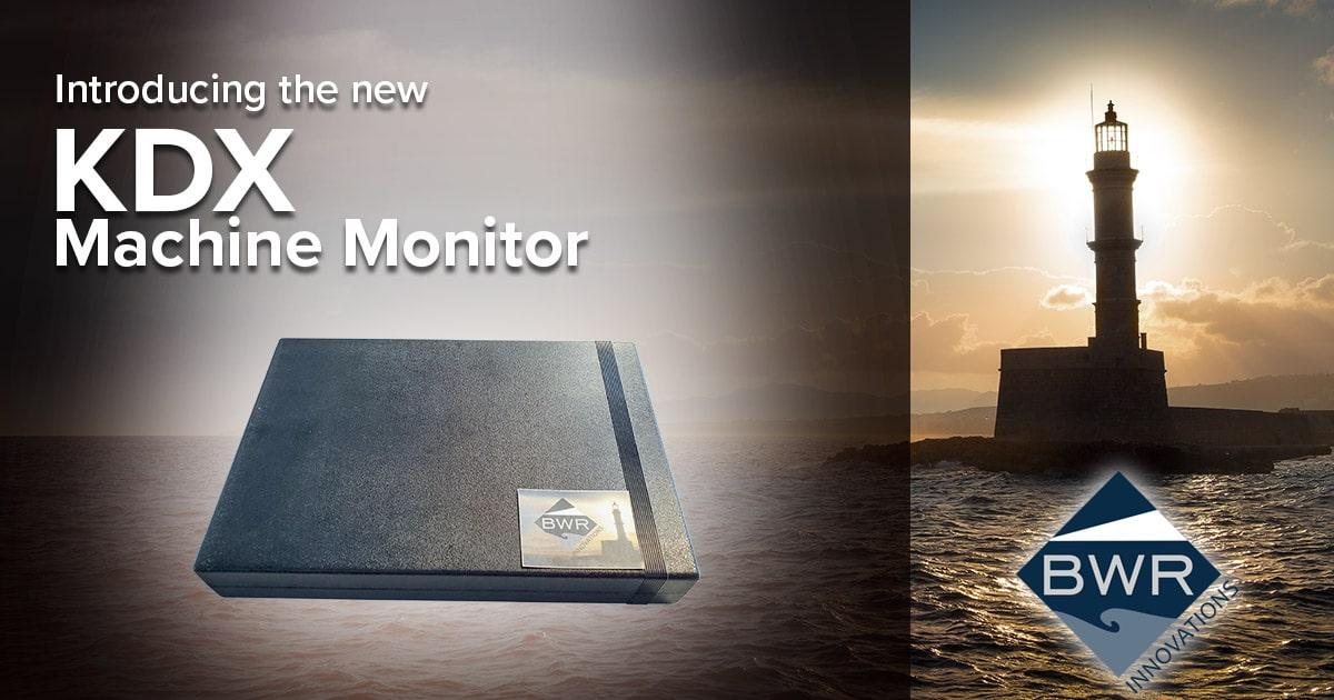 KDX Machine Monitoring by BWR Innovations