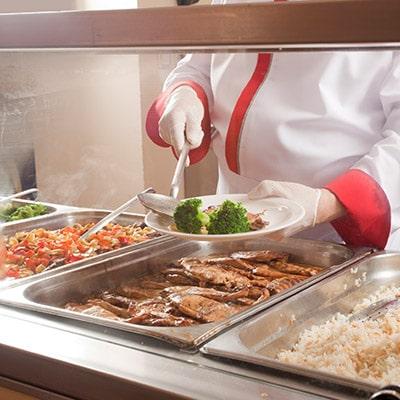 Food Service Monitoring